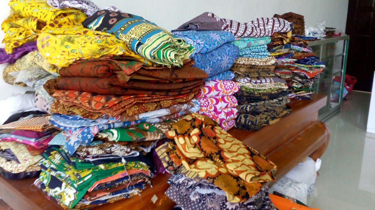 Pabrik Batik Cilacap