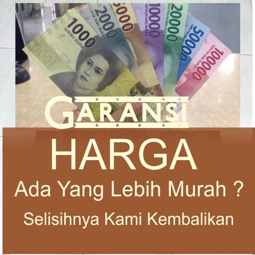 Garansi Harga