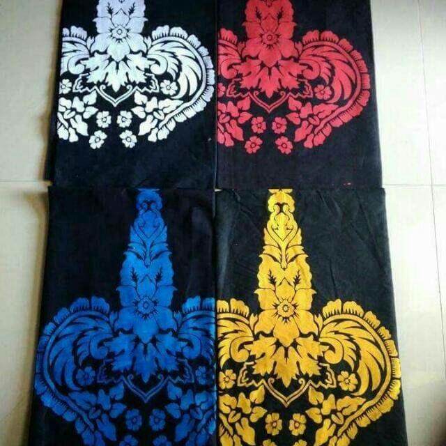 Seragam Batik Jakarta