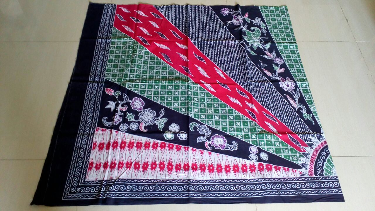 Seragam Batik Cirebon