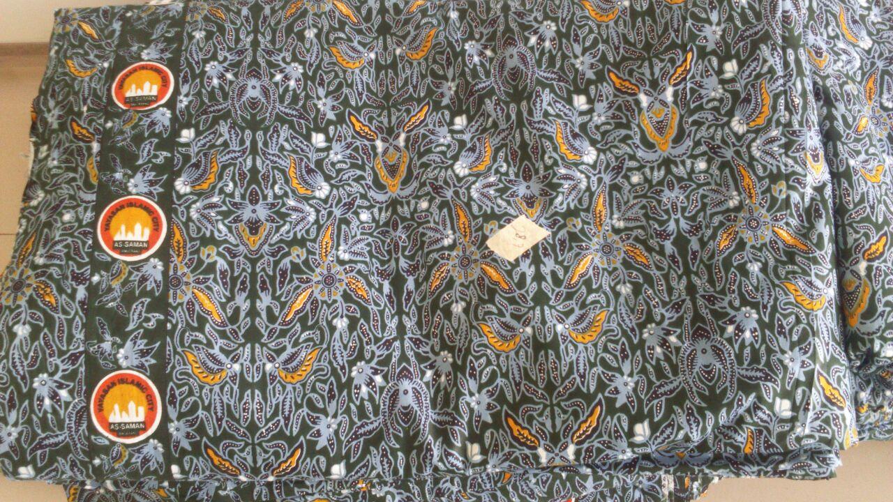 Seragam Batik Mataram